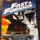 Hot Wheels Fast & Furious 1970 '70 Plymouth Road Runner