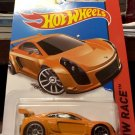 Hot Wheels Mastretta MXR - HW Race Series