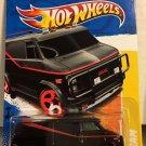 Hot Wheels A Team Van #39 * Premiere 2011 Hot Wheels *