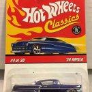 Hot Wheels '58 Impala #4 * BLUE * Classics Hot Wheels *