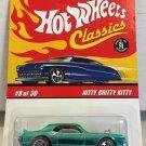 Hot Wheels Classics Nitty Gritty Kitty #8 * Green *