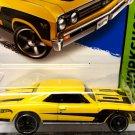 2013 Hot Wheels '67 Chevelle SS 396 - HW Workshop 232/250