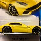 2013 Hot Wheels Ferrari F12 Berlinetta - HW City 31/250