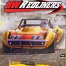 "2017 Hot Wheels Car Culture ""Redliners"" '69 Corvette Racer - Chevy"