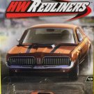 """2017 Hot Wheels Car Culture """"Redliners"""" 1968 Mercury Cougar"""