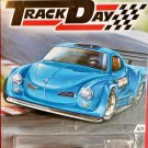 2016 Hot Wheels Car Culture Track Day 4/5 VOLKSWAGEN KARMANN GHIA DJF96