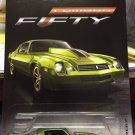 Hot Wheels Fifty Years Anniversary Edition '81 Camaro Z28