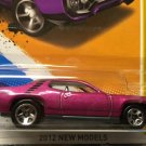 Hot Wheels 2012 New Models '71 Plymouth Road Runner #6/50