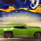 Hot Wheels '71 Plymouth GTX - 2001 First Editions 14/36