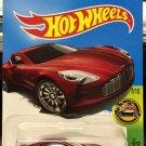 Hot Wheels Aston Martin One-77 - RED