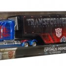 Jada Transformers 5 Optimus Prime Western Star 5700X XE and Trailer Set 1:64