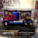 Jada Transformers 5 Optimus Prime Western Star 5700X XE 1:64
