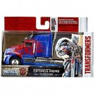 Jada Transformers 5 Optimus Prime Western Star 5700X XE 1:32