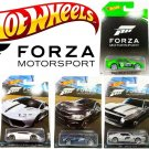 Hot Wheels Forza Motorsport 1:64 scale diecast set of 6 cars