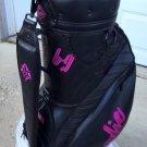 "Ladies/Womens ""Birdie Girl"" Deluxe Staff/Tour Golf Bag"