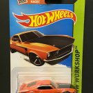 Hot Wheels '69 Ford Mustang Boss 302 HW Workshop 2013