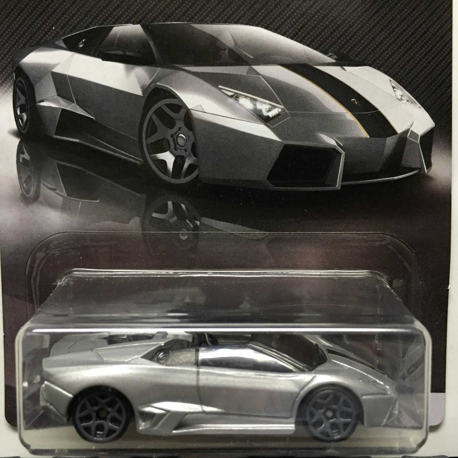 2017 Hot Wheels Lamborghini Reventon Roadster 6 8