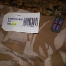 British Military Shirt light jacket size large Desert Camo hunters Prepper nice