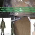Nbc suit boots gloves Mask size XXL Nuclear Biological Chemical Ebola hazmat