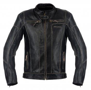 VägVargen Adventure Retro Leather Jacket