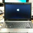 """Dell Latitude E5510 Windows 8 Laptop - 2.4 GHz i5 4GB 250GB - 15.6"""" HD Notebook"""