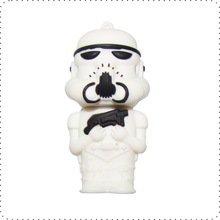 Pen Drive Star wars stromtrooper white 8 GB Usb