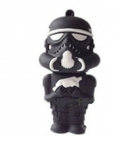 Pen Drive Star wars stromtrooper black 32 GB Usb