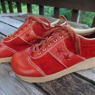 Gaymode Leather & Suede With Stars - Sneaker Like Shoes JCPenny Excelent/Rare