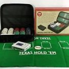Portable Poker Chip Set, Mint in Box, Never Opened by Samsonico