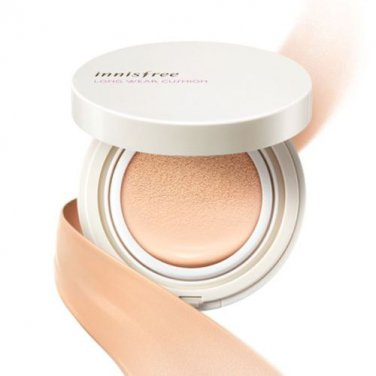 Innisfree Long Wear Cushion (SPF50+/PA+++) 15g #13 Light Beige