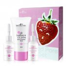 SEXYLOOK Strawberry Blackhead Pore Cleanser 3 Steps Kit