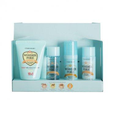 Etude House Wonder Pore Skin Care Sample Kit - 1pack (4ea)