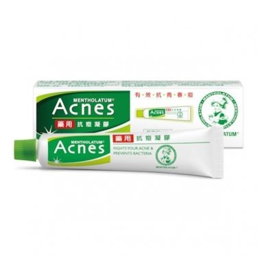 Mentholatum Acnes Medicated Sealing Jell Gel 18g