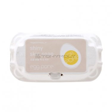 TONYMOLY New Egg Pore Shiny Skin Soap 50g*2ea