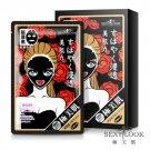 SexyLook Black Cotton Facial Mask Intensive Moisturizing 5 Pcs/1 Box
