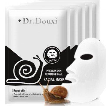 Dr. Douxi Deep Effect Revitalizes Snail Repair Mask 5PCS