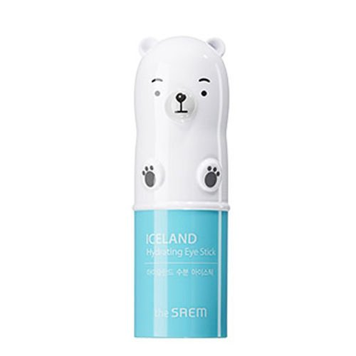 the SAEM Iceland Micro Hydrating Eye Stick
