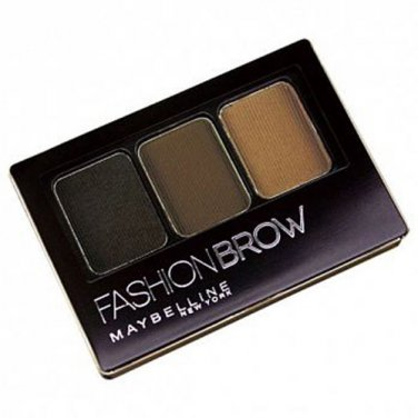 MAYBELLINE Fashion Brow and Nose 3D Contouring Palette BR2