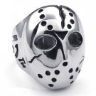 titanium rings for men skull cool Finger Rings Men titanium cool ring jason mask