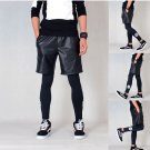 3M reflective fashion mens sports leggings jogger pants hiphop mens tights and leggings