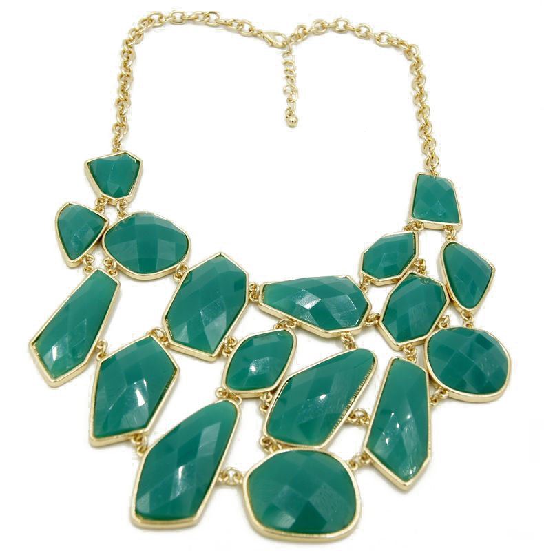 fashion jewelry charm chain necklaces pendants  for women gifts idea