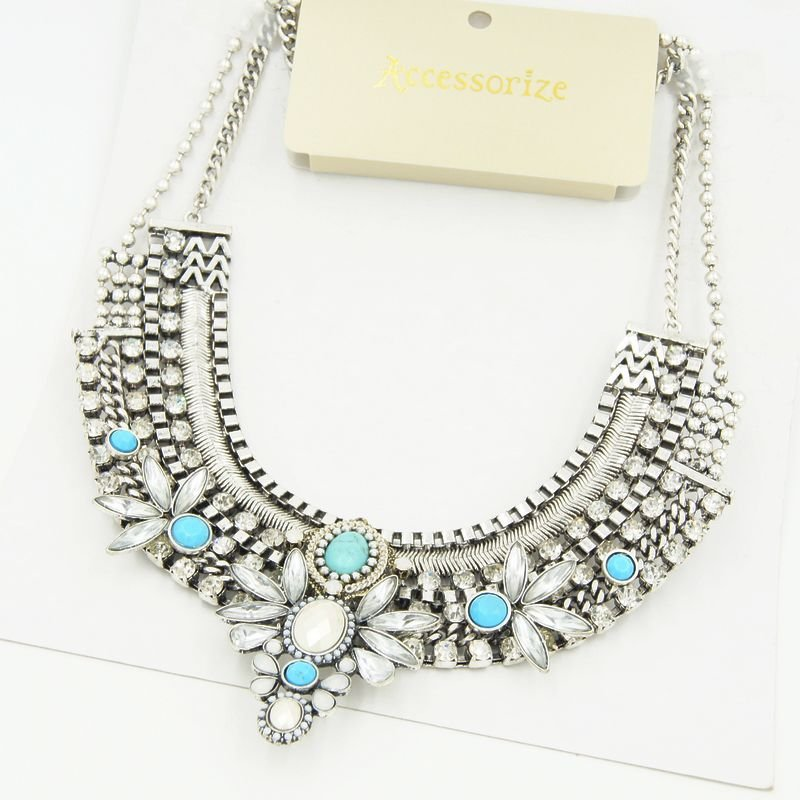 Stylish Vintage charm necklaces for women C22-A95