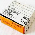 """Timken M12610 Tapered Roller Bearing Outer Race Cup, 1.969"""" OD, 0.5500"""" ID"""