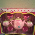 18 Piece Tea Party Set for Girls with Teapot