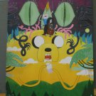 ADVENTURE TIME Collectable Poster 11x17 WONDERCON 2013 Exclusive Cartoon Network