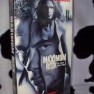 MAXIMUM RISK Jean Claude Van Damme VHS MOVIE