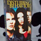 DISTURBING BEHAVIOR Katie Holmes Nick Stahl VHS MOVIE