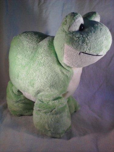 Floppy Plush FROG Children's Toy Teddy Bear (#37399)