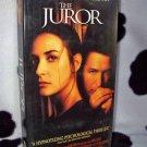 THE JUROR Demi Moore Alec Baldwin VHS MOVIE