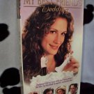 MY BEST FRIEND'S WEDDING Julia Roberts VHS MOVIE